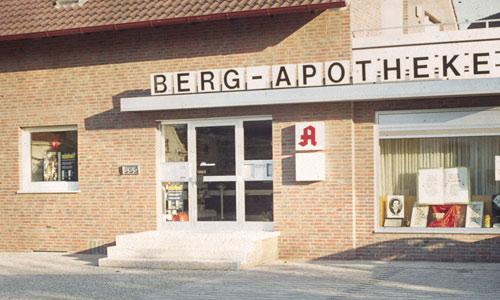 Unternehmen Bergapotheke Neesen