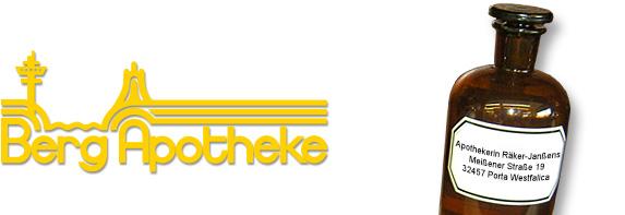 Bergapotheke Neesen Logo